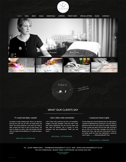 website design hazelwood