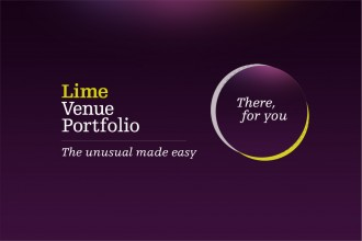 Lime Venue Portfolio Brand Development