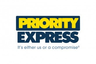 Priority Express Branding and Web Design