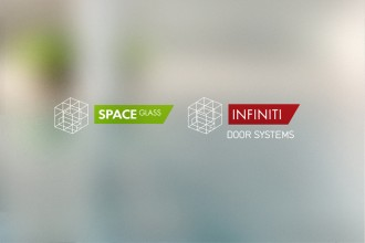 Space Glass Brand and Web Design