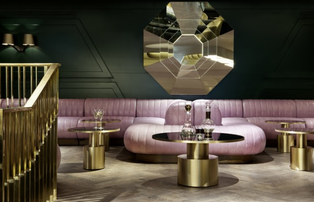 Dandelyon, Hotel Bar, Design, Award