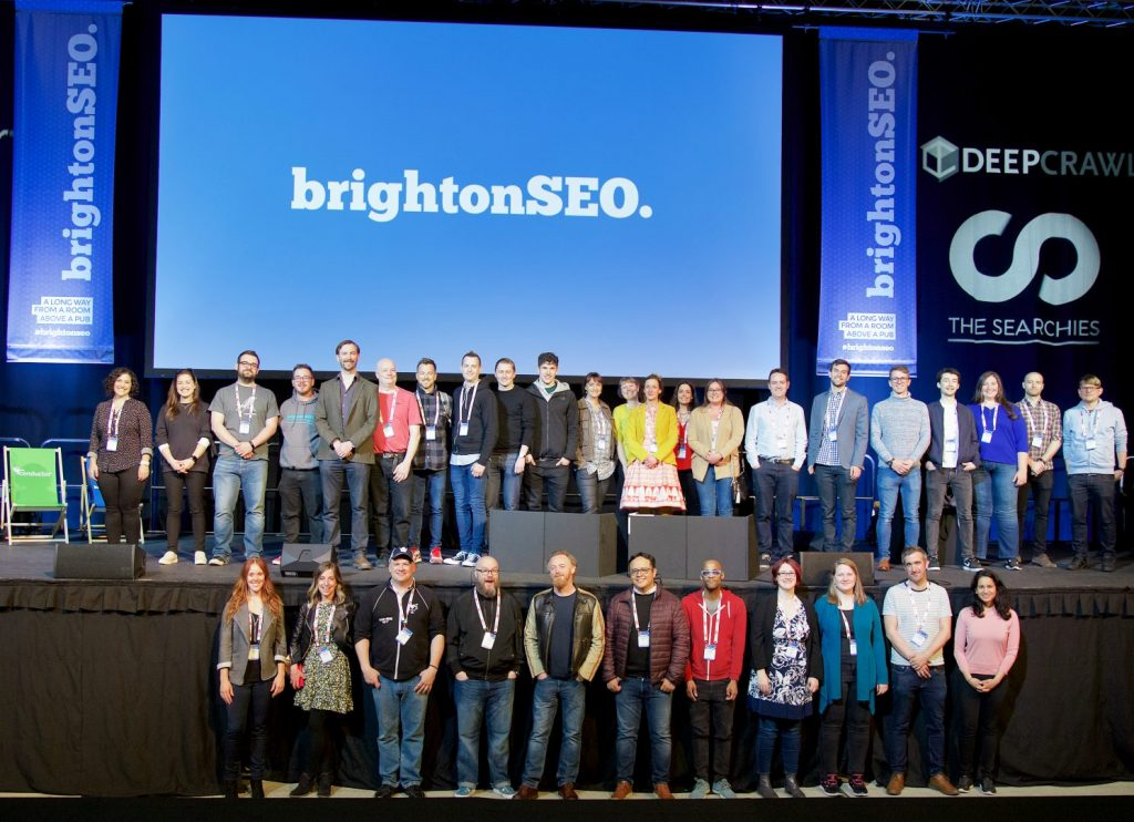 Bright SEO conference speakers